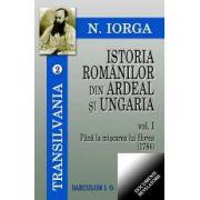Istoria romanilor din Ardeal si Ungaria, Vol I-II