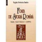 Foaea de storia romana