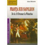 Franta sub Napoleon. De la 18 Brumar la Waterloo