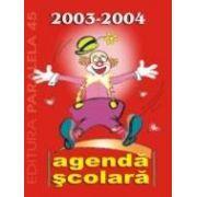 AGENDA ŞCOLARĂ 2003-2004