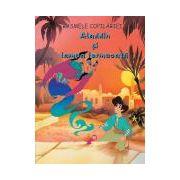 Povesti cu lipici - Aladdin si lampa fermecata