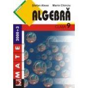 ALGEBRĂ. CLASA A IX-A