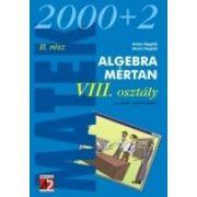 ALGEBRA. MÉRTAN. VIII. OSZTALY. II RESZ (2002-2003)