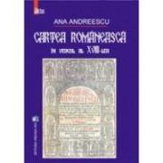 Cartea romaneasca in veacul al XVIII-lea