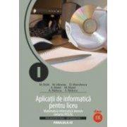 APLICATII DE INFORMATICA PENTRU LICEU. CLASA A IX-A. MATEMATICA-INFORMATICA INTENSIV. VARIANTA PASCAL