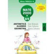 Aritmetica, algebra, geometrie, clasa a VI-a, partea I (anul scolar 2008-2009)
