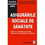Asigurarile sociale de sanatate 2006
