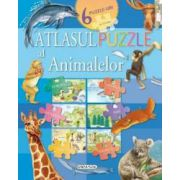 Atlasul puzzle al animalelor