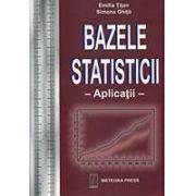 Bazele statisticii -aplicatii-