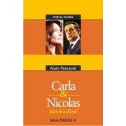 CARLA and NICOLAS. MIRII DE LA ELYSEE