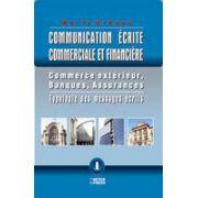 Communication ecrite commerciale et financiere