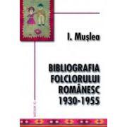 Bibliografia folclorului romanesc 1930-1955