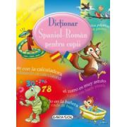 Dictionar spaniol-roman pentru copii