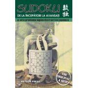 Sudoku de la incepatori la avansati si alte probleme logice distractive japoneze