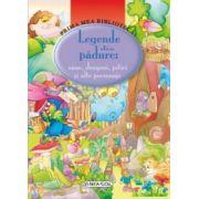 Legende din padure: zane, dragoni, pitici si alte personaje