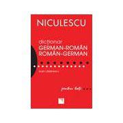 Dictionar roman-german / german-roman pentru toti (50 000 de cuvinte si expresi