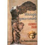 Mitologia greco-romana in lecturi ilustrate, I Legendele zeilor; II Legendele eroilor
