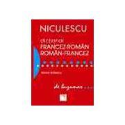 Dicţionar francez- român, român-francez de buzunar
