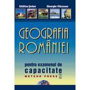 Geografia Romaniei pentru examenul de testare nationala