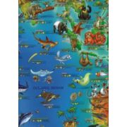 Harta animalelor lumii