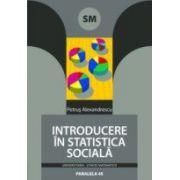 INTRODUCERE IN STATISTICA SOCIALA, editia a II-a revazuta