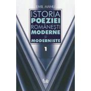 Istoria poeziei româneşti moderne şi moderniste (vol. 1 & vol. 2)