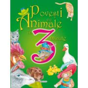 Povesti cu animale in 3 minute
