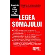 Legea somajului