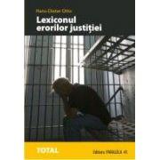 Lexiconul erorilor justitiei