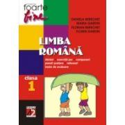 LIMBA ROMANA. CLASA I