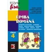 LIMBA ROMANA. CLASA A IV-A (dupa noua ortografie, editie 2006)