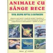 Animale Cu Sange Rece - Totul Despre Reptile Si Batracieni