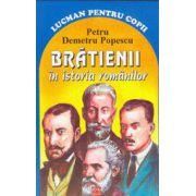 Bratienii In Istoria Romanilor