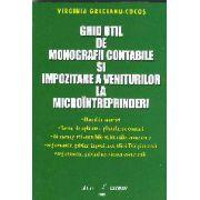 Ghid Util De Monografii Contabile Si Impozitare A Veniturilor La Microintreprinderi