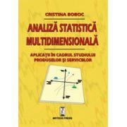 Analiza statistica multidimensionala Aplicatii in cadrul studiului produselor si serviciilor