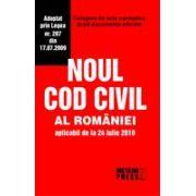 Noul Cod Civil al Romaniei