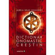 Dictionar onomastic crestin