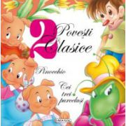 Pinocchio & Cei trei purcelusi