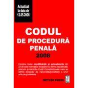 Codul de procedura penala 2008