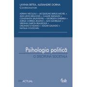 Psihologia politică - o disciplină societală