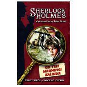 Cei trei magnifici Zalinda - seria Sherlock Holmes si Strengari de peBaker Street