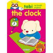 Tabi ne invata engleza - The clock