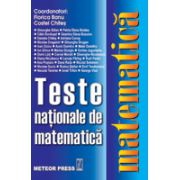 Teste nationale de matematica