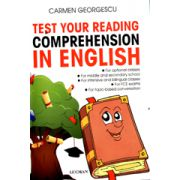Test your reading comprehension in English