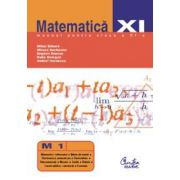 Matematică (M1). Manual pentru clasa a XI-a