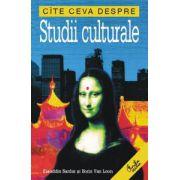 Cîte ceva despre Studii culturale