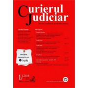 Curierul Judiciar, Nr. 1/2010