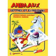 Animaux. Lettres et expressions