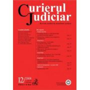 Curierul judiciar Nr. 12/2008