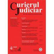Curierul Judiciar, Nr. 4/2009